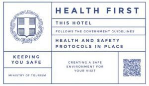 The Classic by Athens Prime Hotels follows the official government guidelines for health and safety.