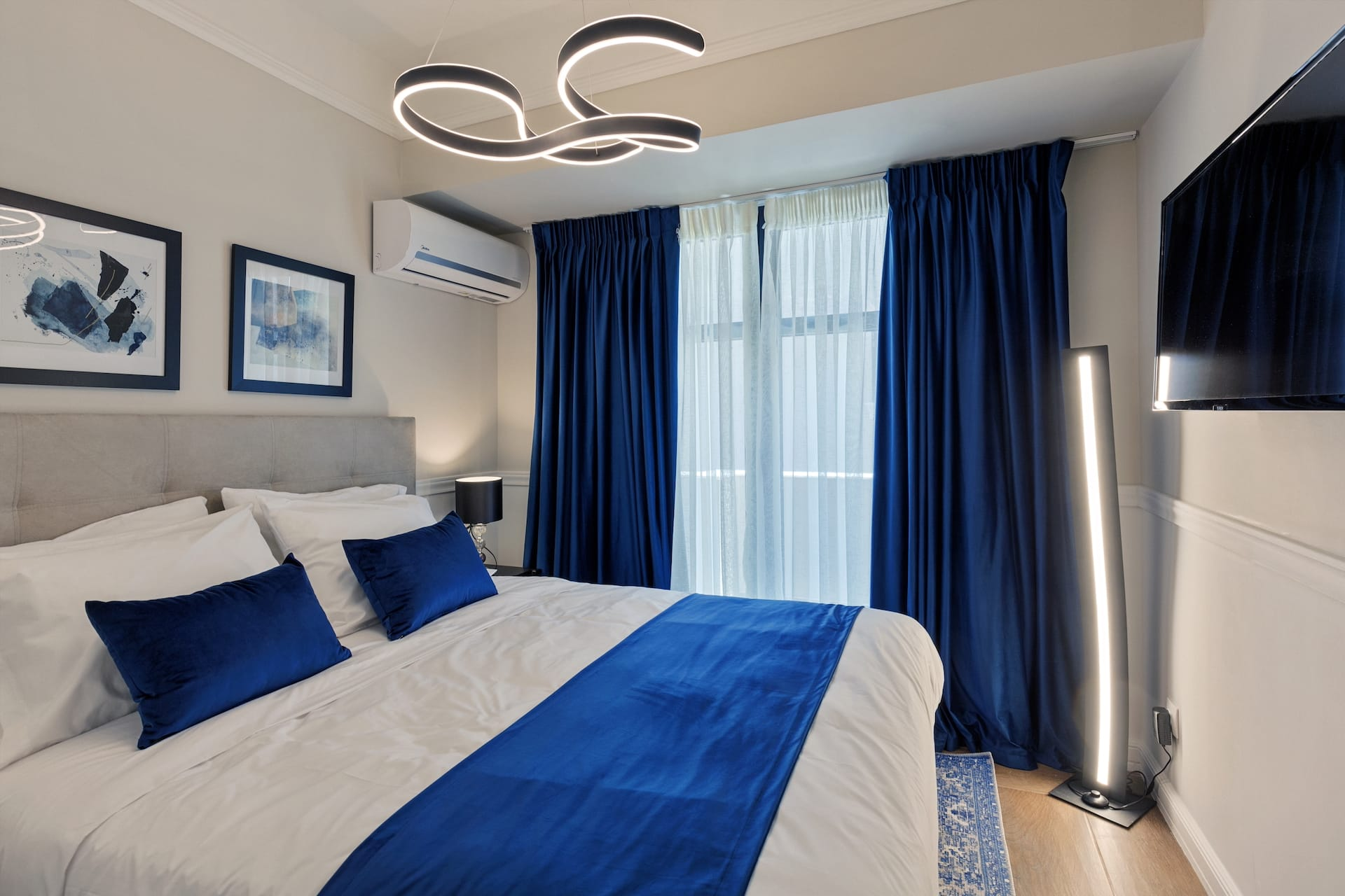 Superior City view hotel rooms in Athens, Greece